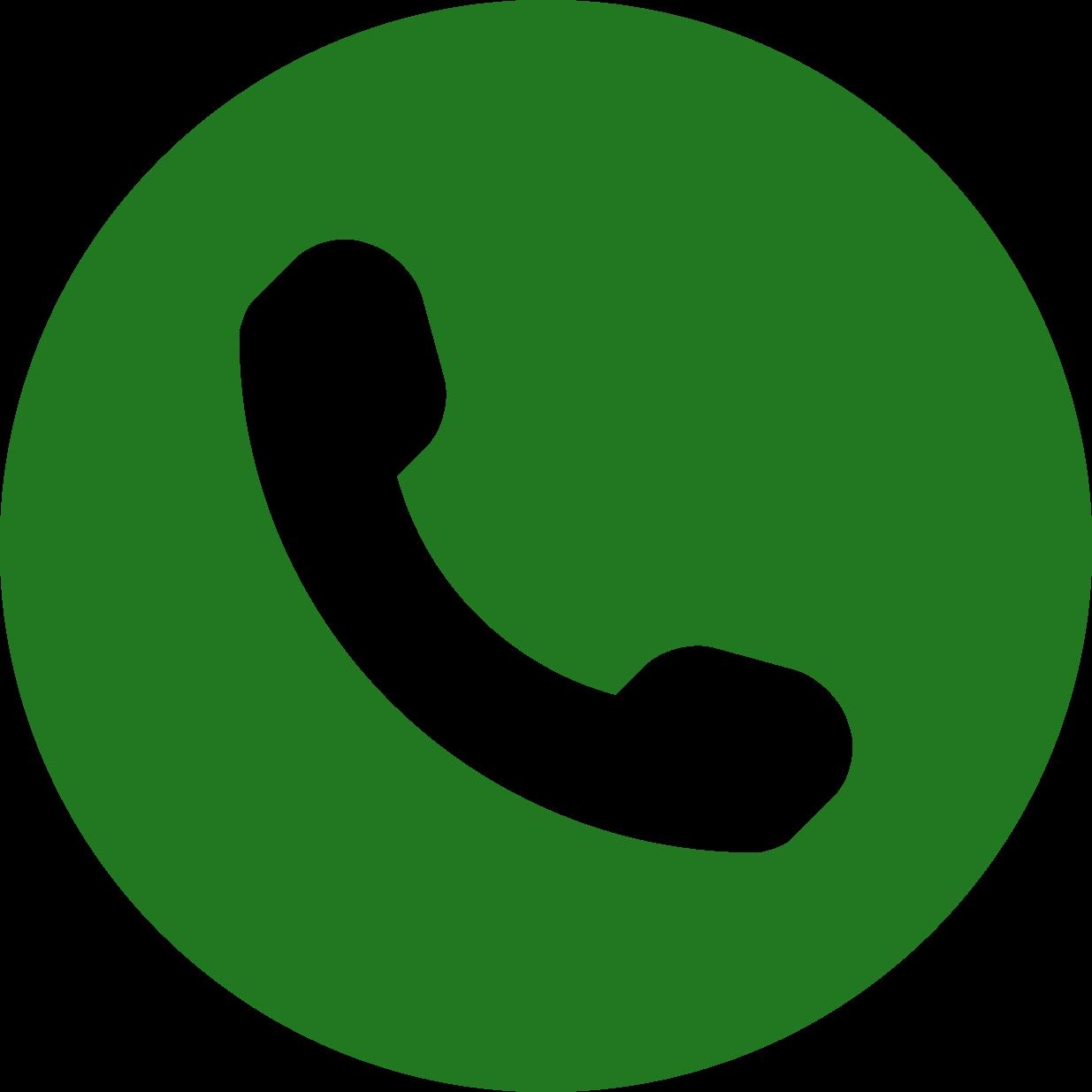 Telefon grøn