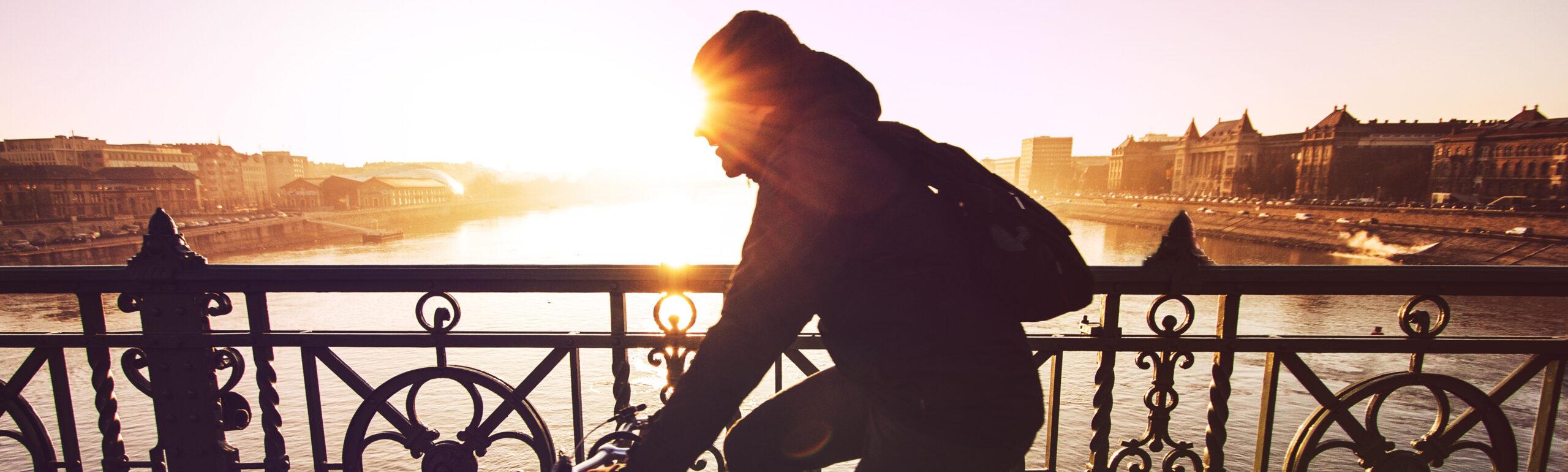 Cykel morgen - smal